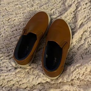 Other - Boys size 13 cat and jack loafers